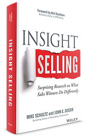 insight selling book