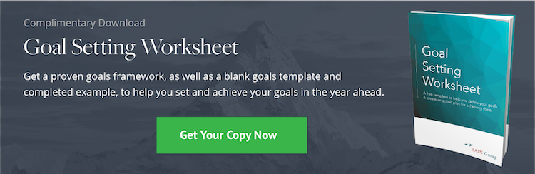 you need to know this about setting sales goals new research