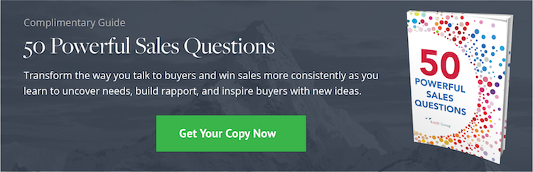 White Paper: 50 Powerful Sales Questions