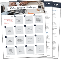 15-Day LinkedIn Challenge