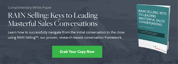Lead Masterful Sales Conversations
