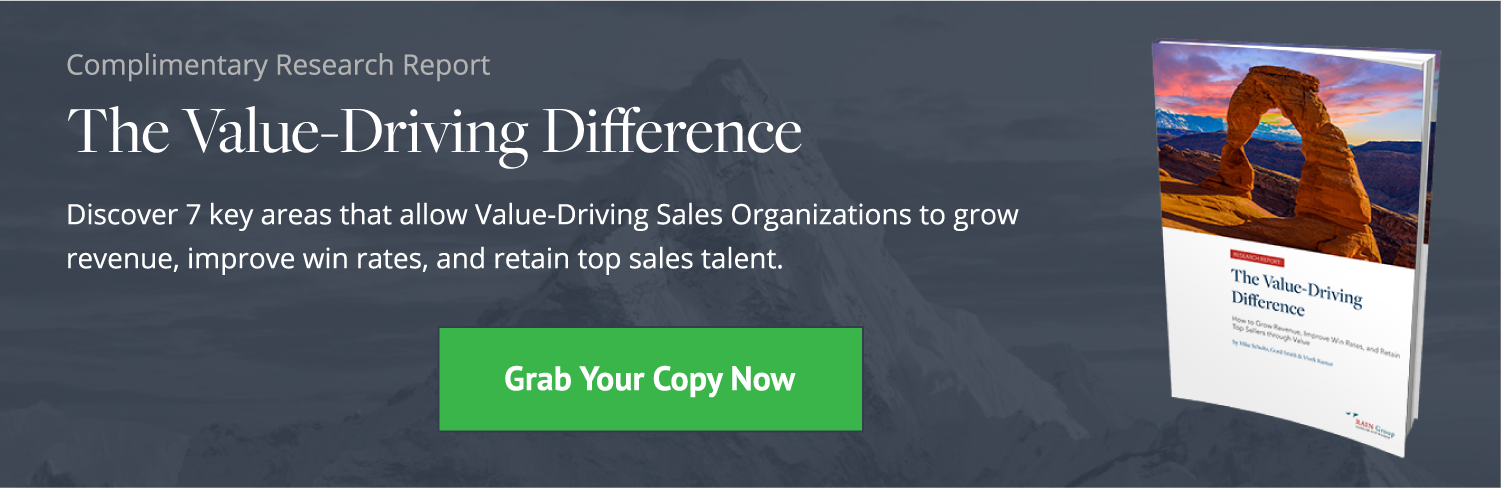 Click here to download our complimentary research report, The Value-Driving Difference.