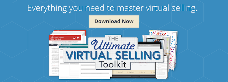 Download now: The Ultimate Virtual Selling Toolkit