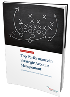 Top Performance in Strategic Account Management Benchmark Report