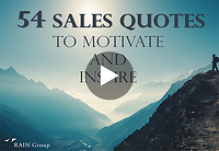 54 Sales Quotes to Motivate and Inspire