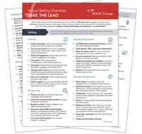 Download now: Virtual Selling Checklist