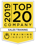 2019 Top 20 Sales Training Company