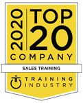 2020 Top 20 Sales Training Company