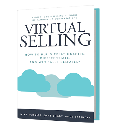 Virtual Selling Book