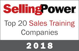 Top 20 Sales Training Company