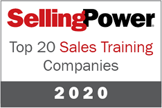 Top Sales Training Company 2020