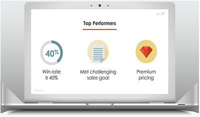 5 Keys to Top Sales Performance