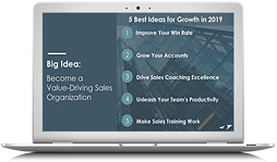 The Top 5 Opportunities for Sales Growth