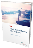 3 Daily Habits to Increase Sales Motivation