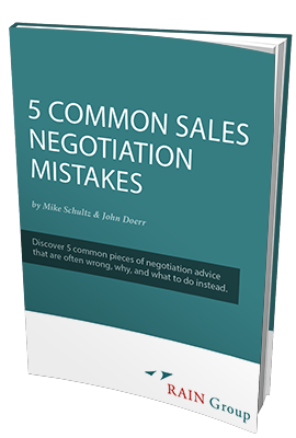 5 Common Sales Negotiation Mistakes