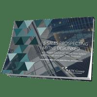 5 Sales Prospecting Myths