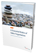 6 Essential Rules of Sales Negotiation ebook