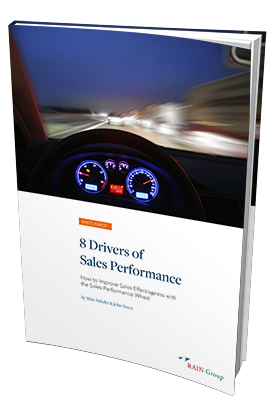 8 Drivers of Sales Performance White Paper