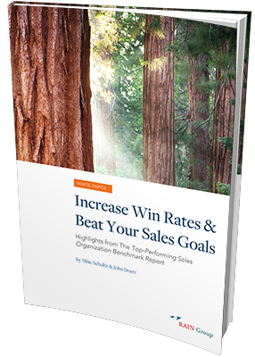 Increase Win Rates & Beat Your Sales Goals