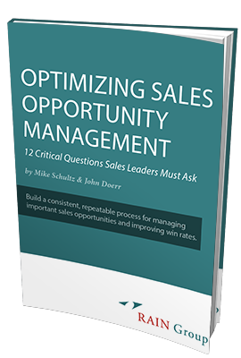 Sales Opportunity Management White Paper