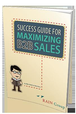 b2b sales white paper