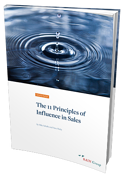 The 11 Principles of Influence in Sales