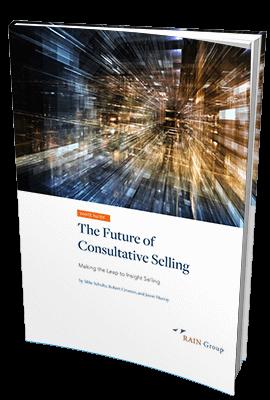 the future of consultative selling white paper
