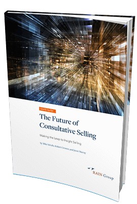 the future of consultative selling white paper