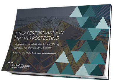 Top Performance in Sales Prospecting