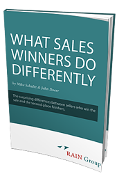 Report: What Sales Winners Do Differently