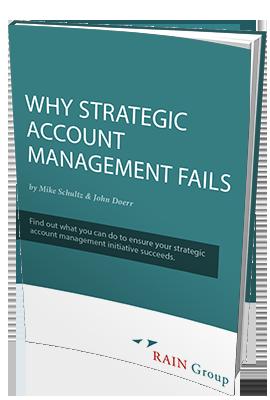 strategic account management white paper