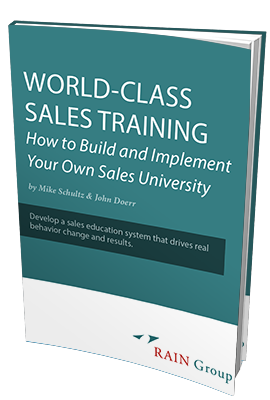 World Class Sales Training