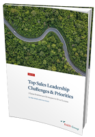 Top Sales Leadership Challenges Priorities