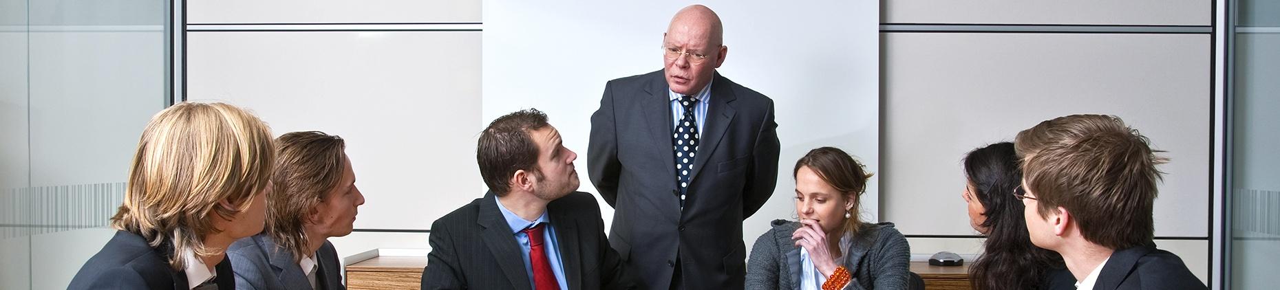 5 To-Dos When Selling to Senior Executives