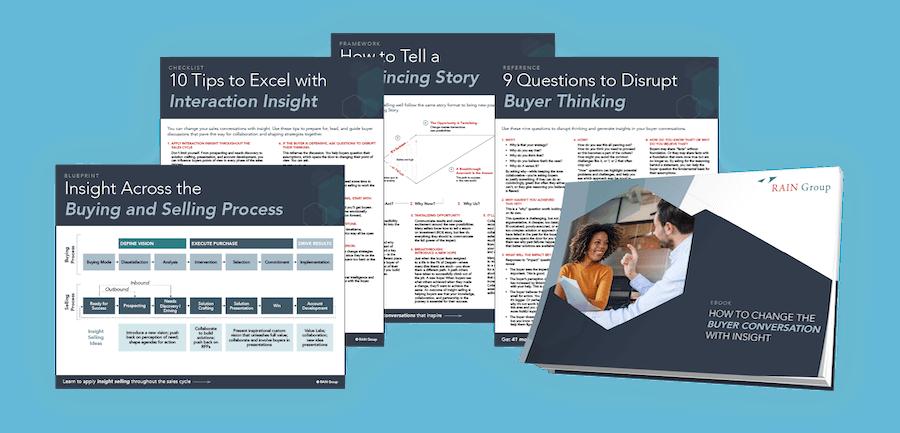 Change the Buyer Conversation Toolkit