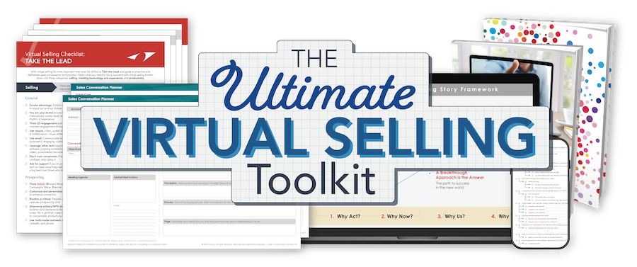 Download the Ultimate Virtual Selling Toolkit